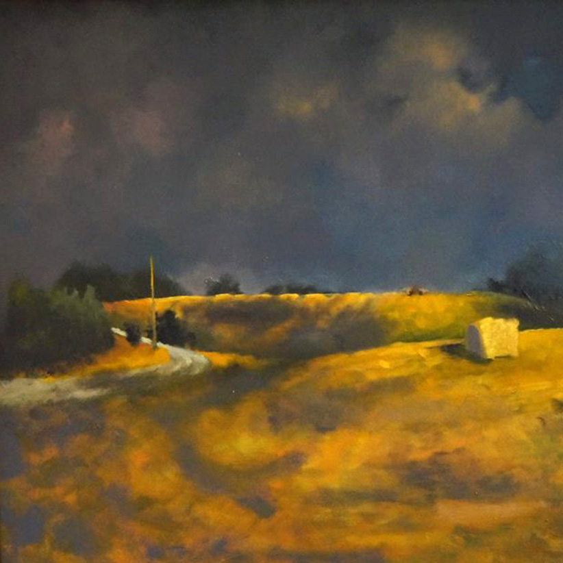 November Exhibit ~ Steve Wetzel ~ Paintings