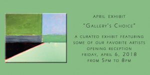 GALLERY'S CHOICE: A CELEBRATION OF LOCAL ARTISTIC SKILL AND TALENT AT LEBANON PICTURE FRAME
