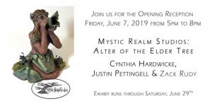 Fantasy is a Family Business at Mystic Realm Studios Mystic Realm Studios: Alter of the Elder Tree