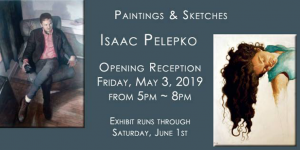 Isaac Pelepko: Paintings & Sketches in Neoclassical Style